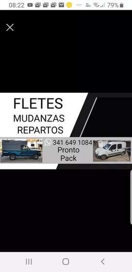 FLETES MUDANZAS y REPARTOS