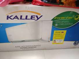 Vendo - Cambio aire acondicionado inverter Kaley
