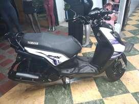 Moto bws x en exelente condiciones