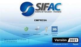 Sistema de facturación e inventarios (SIFAC)