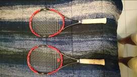 Raquetas Wilson Pro Staff 97 Usadas  (precio individual)