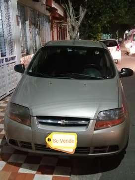 Vendo Chevrolet Aveo Sedan