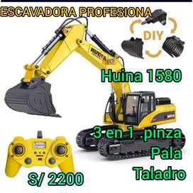 Juguetes de ingenieria y construcción control remoto y escala