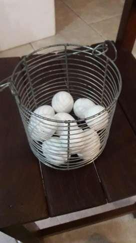 Canasto para Huevos