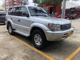 Toyota Prado 2007 Automatica