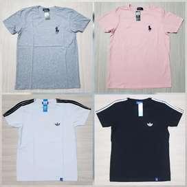 Camisetas tela fria talla M