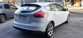 VENDO/ PERMUTO/ FINANCIO - Ford Focus III SE Plus 2.0 nafta - Modelo 2017 - Impecable Estado con 27.000 Km