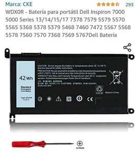Bateria Dell Inspirion (Nueva)