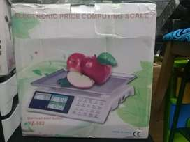Balanza digital peso de 40 kg
