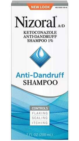 Shampoo Anticaspa Nizoral 200 ml (7 oz)