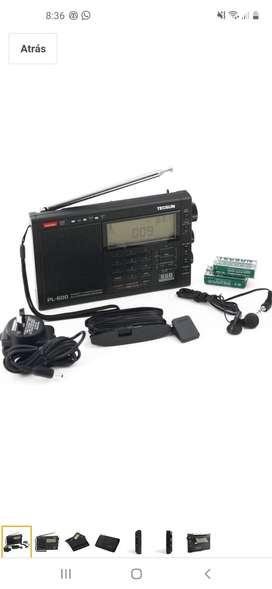 Radio multibanda tecsun PL600