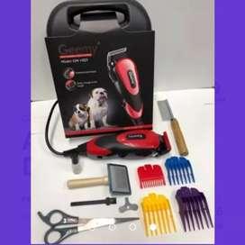 Afeitadora De Mascotas Progemei Gm 1023 Maquina Profesional
