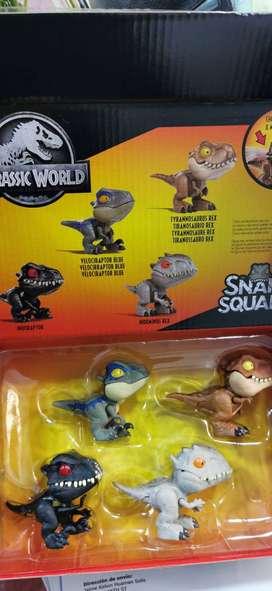 Jurassic world dinosaurio