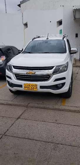 Vendo camioneta Chevrolet trailblazer 7 puestos 4×4 automática full equipo