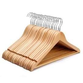 Ganchos de madera
