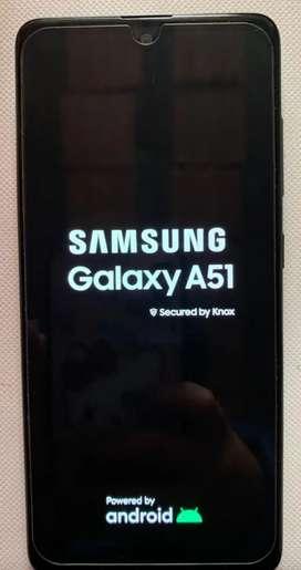 Samsung A51 IMEI original libre