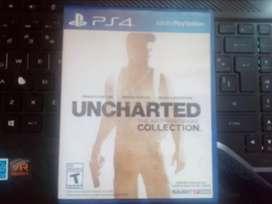 Vendo Uncharted colecion