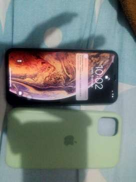 SE VENDE IPHONE 11 DE 128 GB SUPER OFERTA