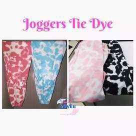 Jogger Tie Dye