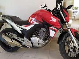 Honda Twister new
