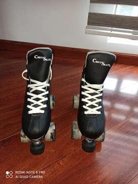 Patines 4 ruedas Chico Skate