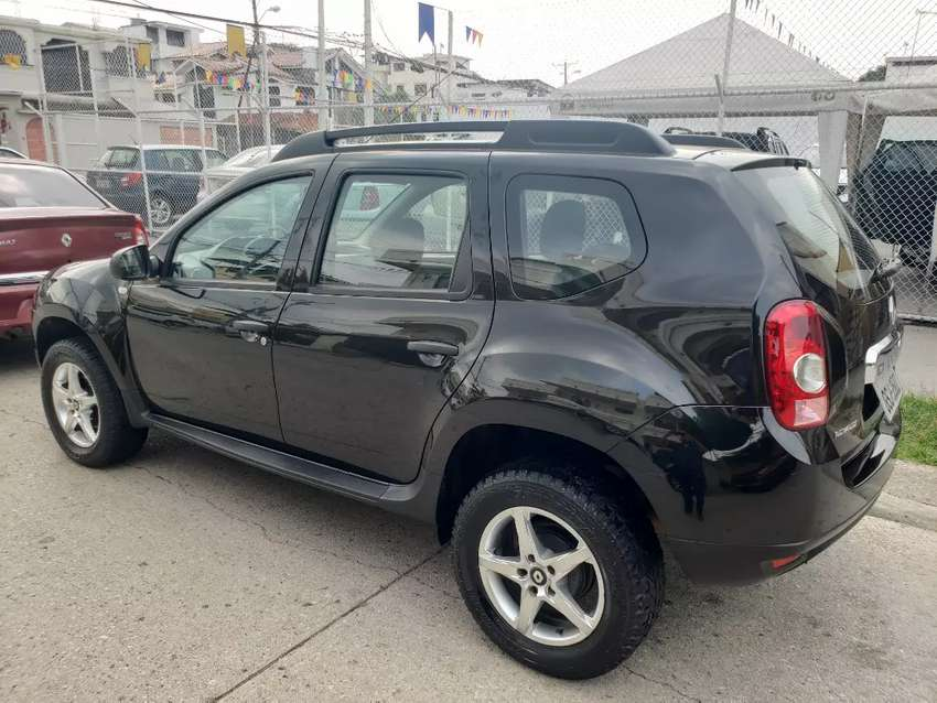 Renault Duster 2014 0
