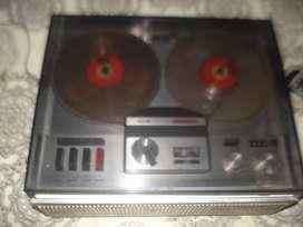 Grabador De Cinta Abierta Telefunken M203 Studio4 No Envio