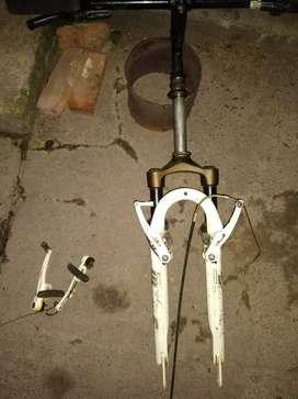 Vendo suspensión de bicicleta