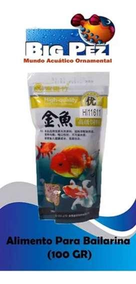 Alimento Para Peces Goldfish