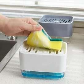 Dispensador de jabón liquido