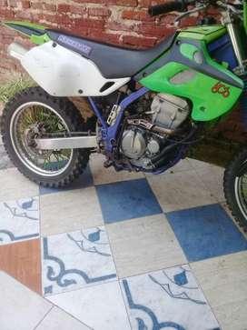 Kawasaki 250 Vendo O Permuto