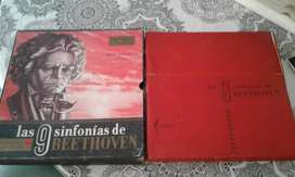 LAS 9 SINFONIAS DE BEETHOVEN POR RENE LEIBOWITZ