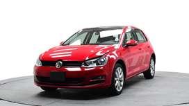 Volkswagen Golf 2016 gasolina
