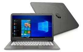 Laptop  Hp Notebook intel inside