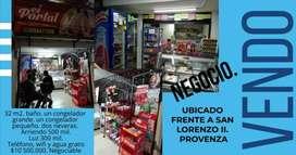 Vendo tienda San Lorenzo II, provenza.
