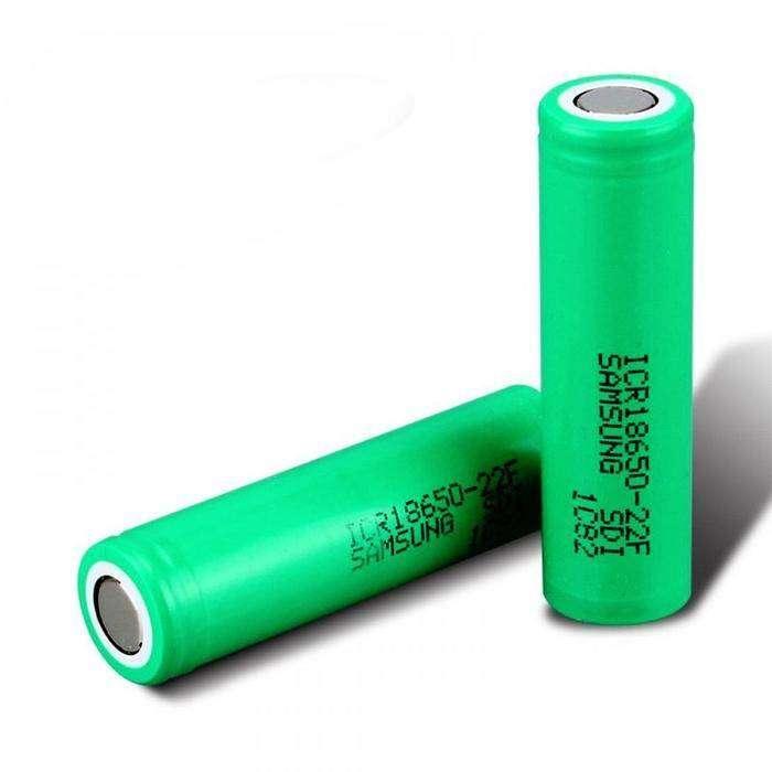 Bateria de litio 18650 Usadas