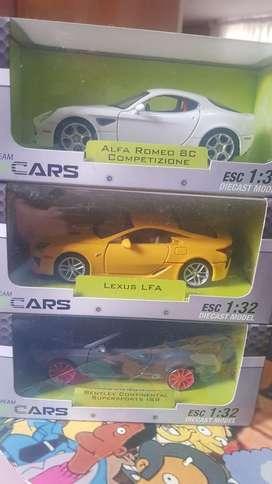 Vendo Coleccion de Autos De.lujo