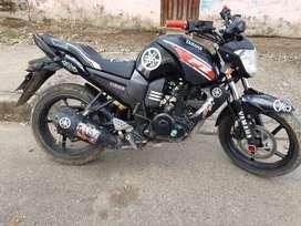 Yamaha fz 16 año 2015