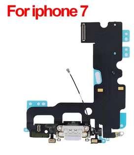 Puerto de carga microfonos y speaker iPhone 7