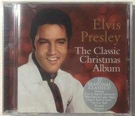 Elvis Presley Christmas Album Cd