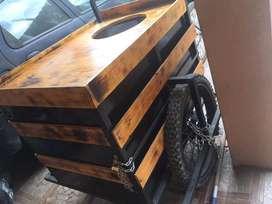 Triciclo para negocio Ambulante