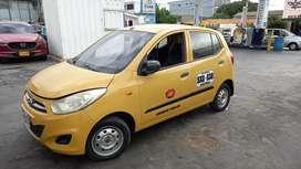Taxi I10 todo nuevo listo para trabajar