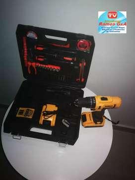Taladro percutor reversible perforador herramientas percutor trabajo duro todo en 1