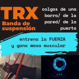 TRX. BANDAS DE SUSPENSION.