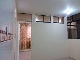 Minidepartamento en centro de Jesús María 2do piso de estreno (a una cuadra de la av. Brasil)(precio incluye agua y luz)