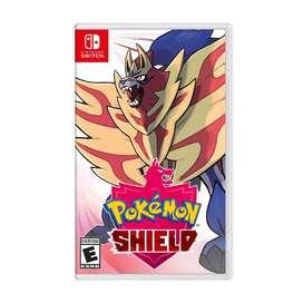 Pokemon shield escudo