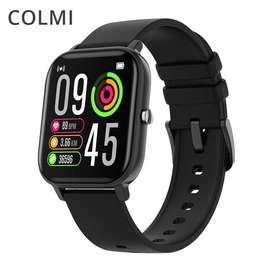 Reloj Inteligente Colmi Smartwatch P8 Se Negro