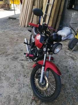 Vendo nkd 125