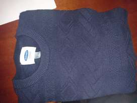 Buzo Old Navy color azul