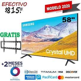 "Samsung 58"" 4K Serie 8 2020"